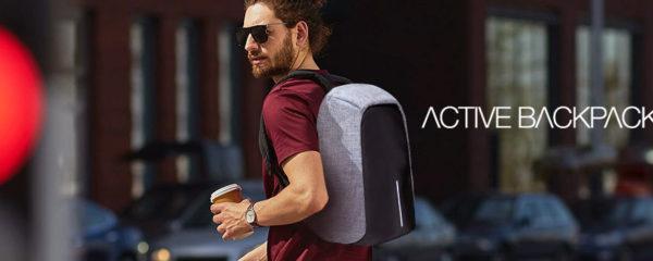 Sac à dos connecté Active Backpack