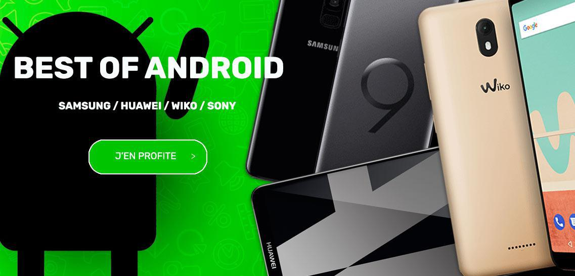 Vente privee android