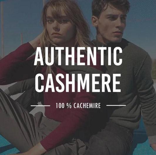 Vente privee Authentic Cashmere