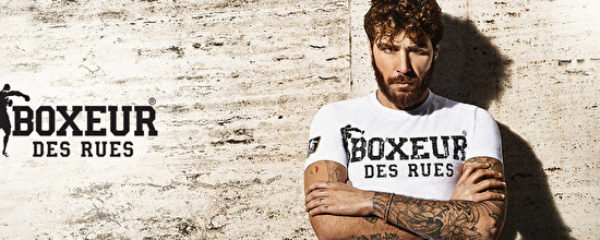 Mode sportswear Boxeur des Rues