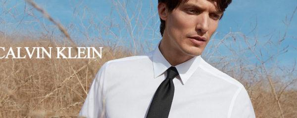 Les chemises by Calvin Klein