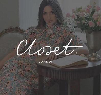 Vente privee closet