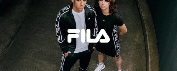 Mode sportswear FILA