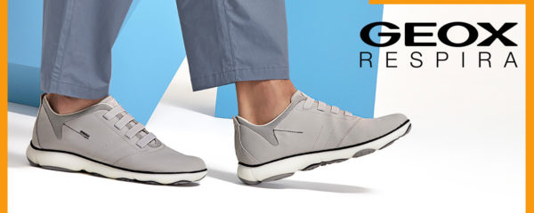 Les chaussures GEOX s'oxygènent !