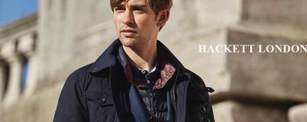 Mode masculine Hackett London
