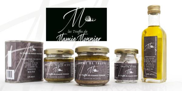 crèmes de truffes