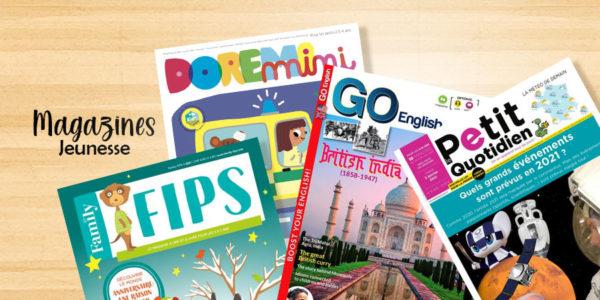 abonnements magazines