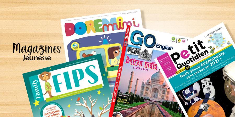 Vente privee abonnements magazines