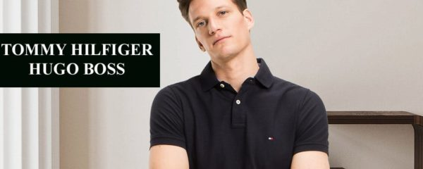 Tommy Hilfiger & Hugo Boss