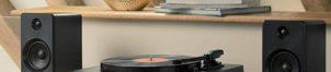 Platines vinyles Victrola