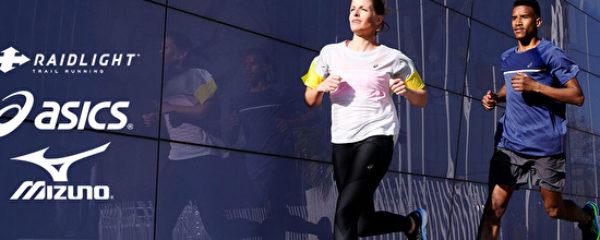 Le Running avec Asics & Cie…
