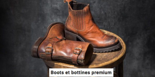 chaussures grand froid