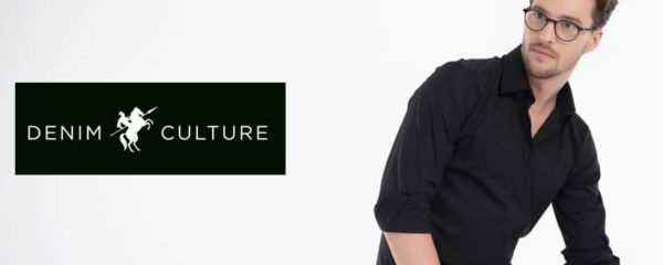 Mode masculine Denim Culture