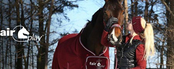 Pratiquez l'équitation avec FAIR PLAY