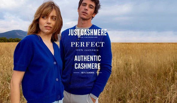 Vente privee Authentic Cashmere