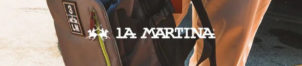 LA MARTINA et sa maroquinerie