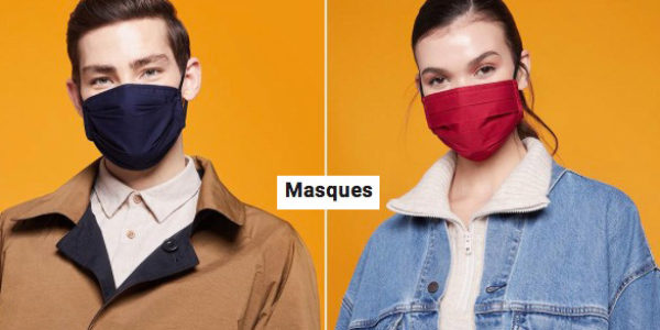 masque en tissus