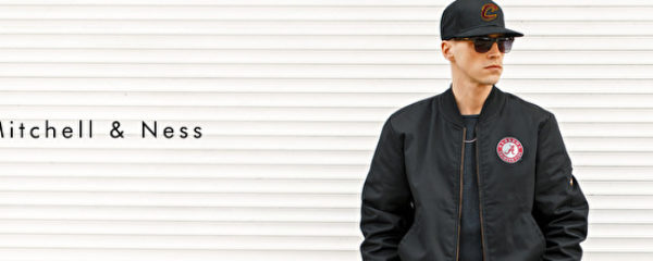 Mode sportswear Mitchell & Ness