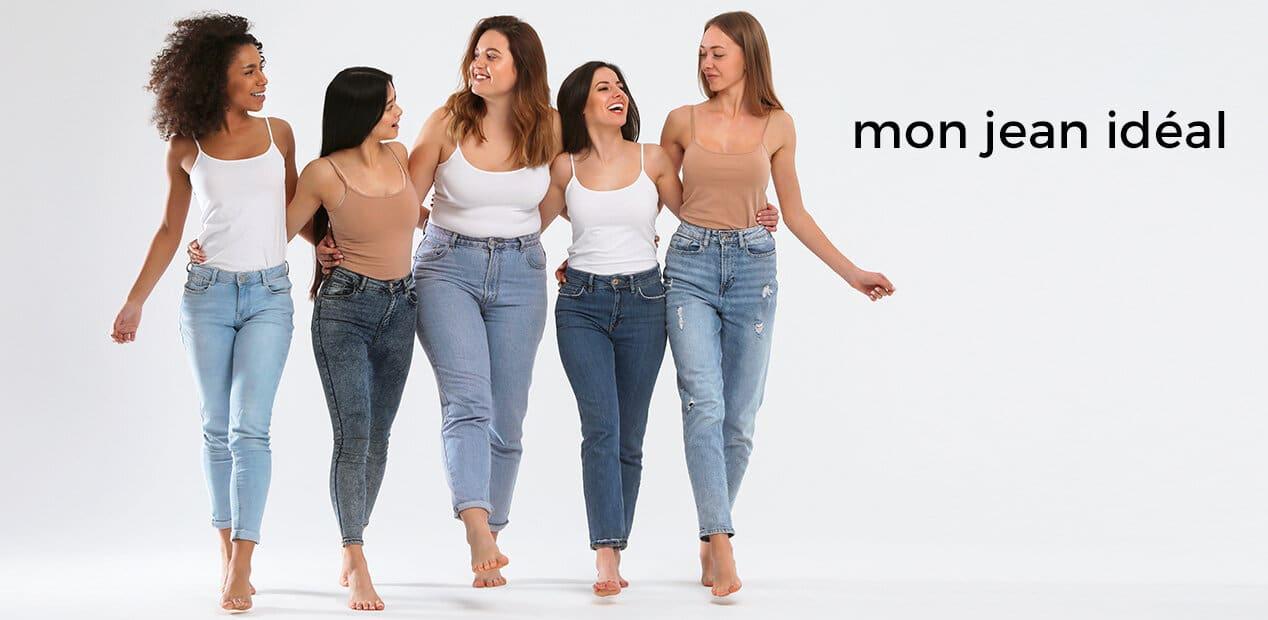 Vente privee jeans mum