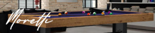 Billard & baby-foot Moretti Games