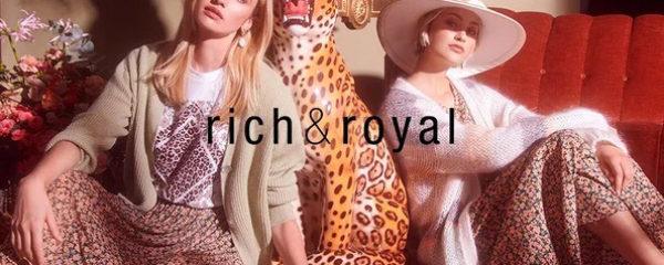 Prêt-à-porter Rich&Royal