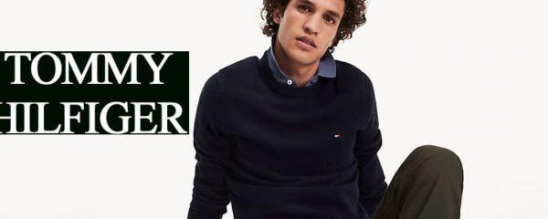 Tommy Hilfiger : mode masculine