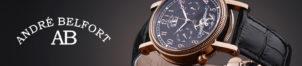 Les montres André BELFORT