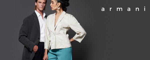Mode mixte ARMANI