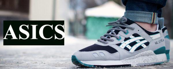 ASICS : sneakers