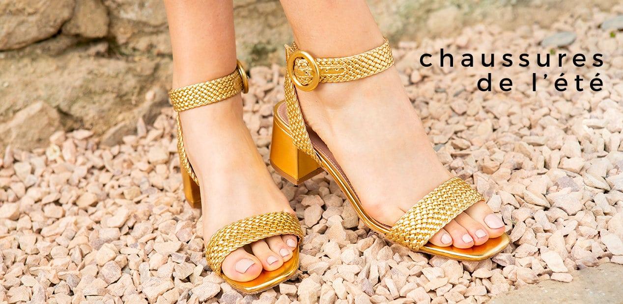 Vente privee chaussures de l'été