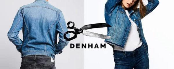 Mode en jeans Denham
