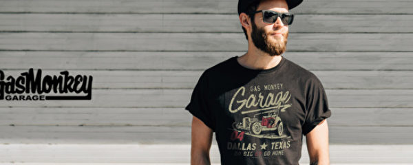 Textile lifestyle Gas Monkey Garage