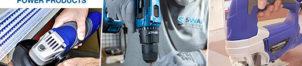 HYUNDAI : outillage électroportatif