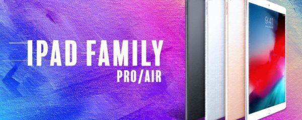 iPad Pro & Air : Family