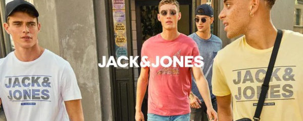La mode au masculin de Jack & Jones