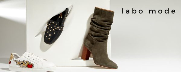 Sélection chaussures : labo mode