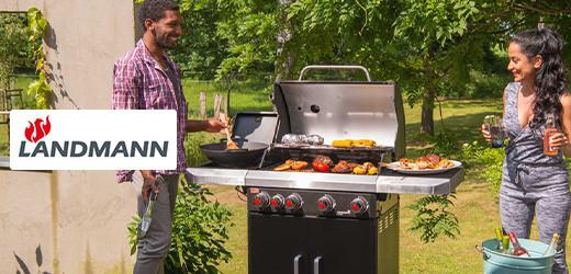 Vente privee barbecue à gaz
