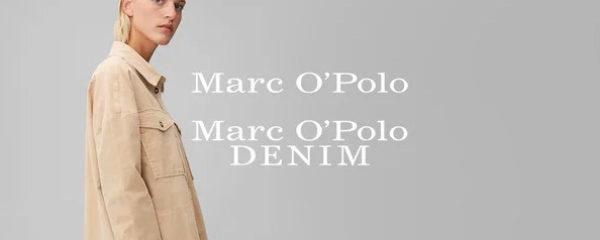 Marc O'Polo en connivence avec la mode !