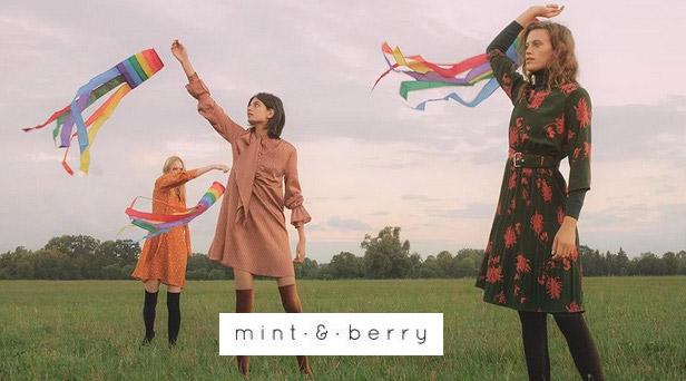 Vente privee mint & berry
