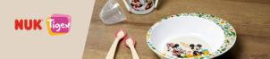 Allaitement, repas & bain Nuk – Tigex