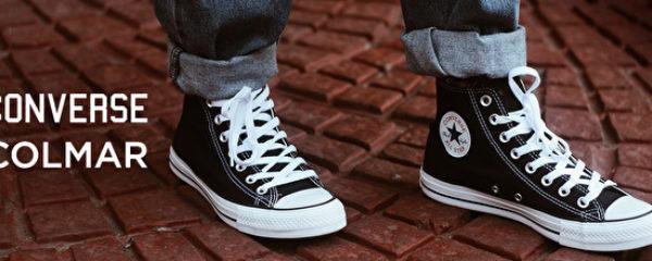 Converse & Colmar : baskets