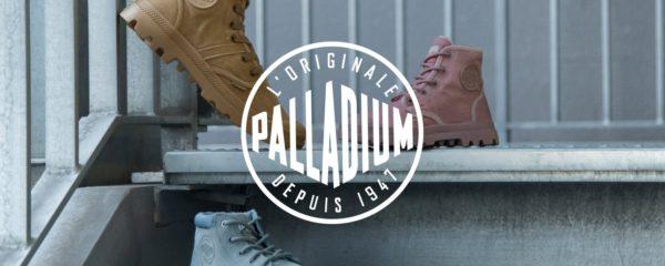Chaussures by Palladium