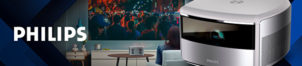 Vidéo projecteurs Philips