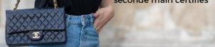 Sacs de luxe de seconde main certifiés