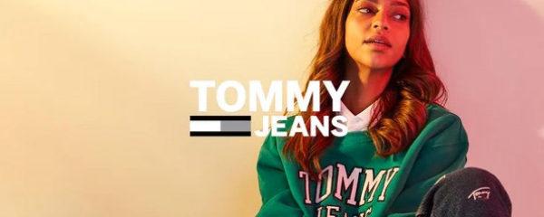 Tommy Jeans est dans la place !