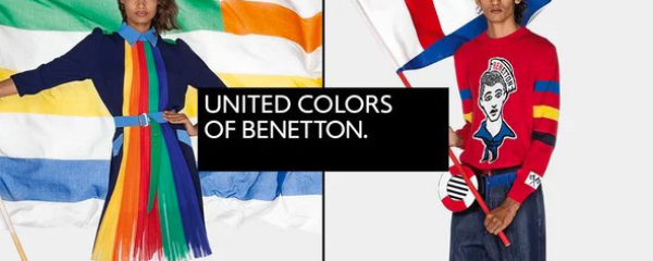 La mode de United Colors of Benetton