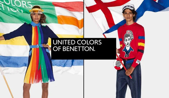 Vente privee united colors of benetton