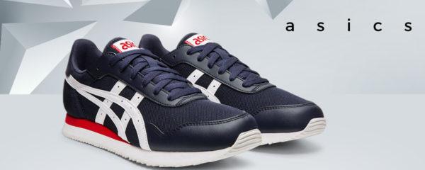 Vive les sneakers d'ASICS