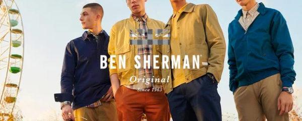 Les vêtements de Ben Sherman