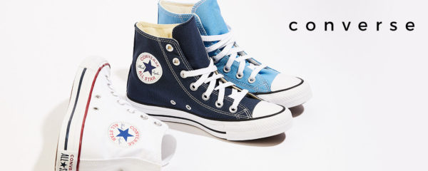 Converse : chaussures lifestyle